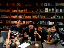 The Library Cafe' Buriram
