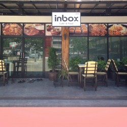 Inbox cafe' & food